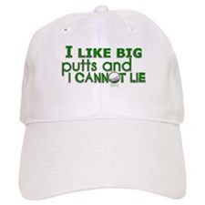 I Like Big Putts Baseball Baseball Cap