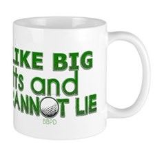 I Like Big Putts Small Mug