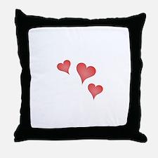 Somebody In Washington Loves Me Throw Pillow