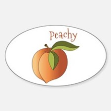 Peachy Decal