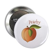 "Peachy 2.25"" Button"