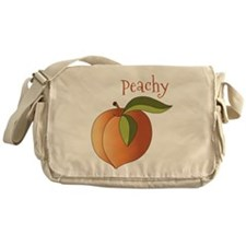Peachy Messenger Bag