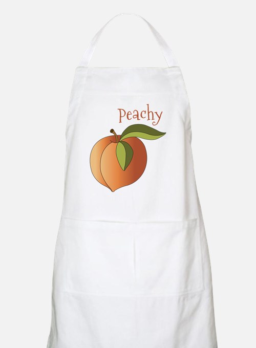 Peachy Apron