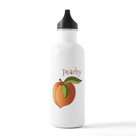 Peachy Water Bottle