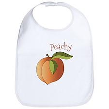 Peachy Bib