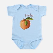 Peachy Body Suit