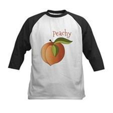 Peachy Baseball Jersey