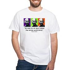 An eye for an eye... Ash Grey T-Shirt