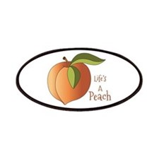 Lifes A Peach Patches
