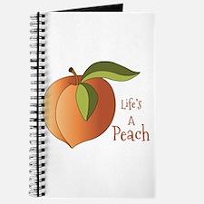 Lifes A Peach Journal