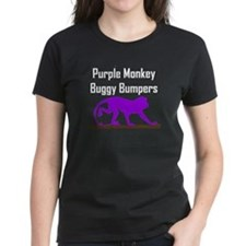 Purple Monkey Buggy Bumpers Tee