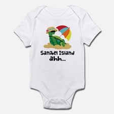 Sanibel Island Florida Infant Bodysuit