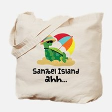 Sanibel Island Florida Tote Bag