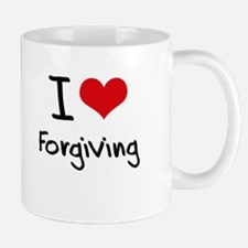 I Love Forgiving Mug