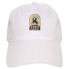 Vintage Cody Country Baseball Cap
