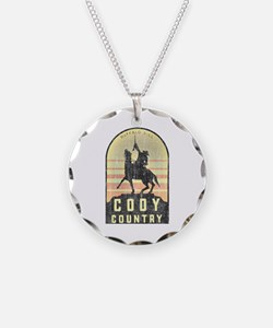 Vintage Cody Country Necklace