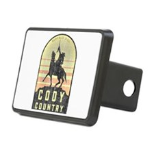 Vintage Cody Country Hitch Cover