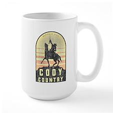 Vintage Cody Country Mug