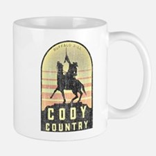 Vintage Cody Country Mug