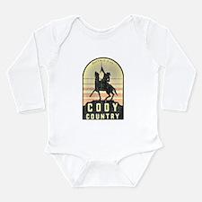 Vintage Cody Country Long Sleeve Infant Bodysuit
