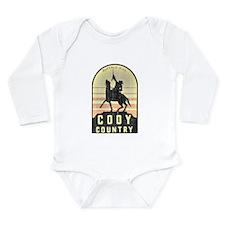Vintage Cody Country Onesie Romper Suit