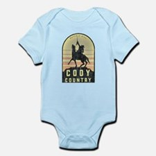 Vintage Cody Country Infant Bodysuit