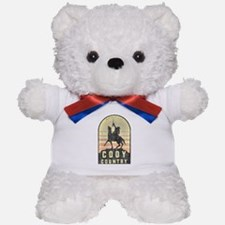 Vintage Cody Country Teddy Bear