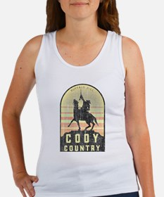 Vintage Cody Country Women's Tank Top