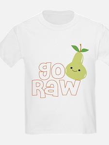 Go Raw T-Shirt