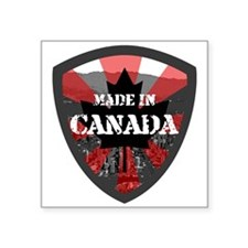 Made in Canada Sticker
