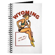 Vintage Wyoming Pinup Journal