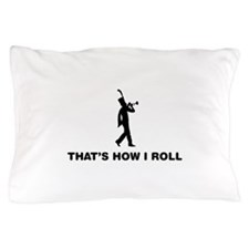 Trumpeter Pillow Case