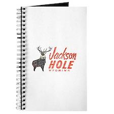 Vintage Jackson Hole Journal
