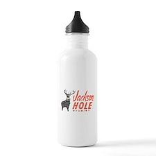 Vintage Jackson Hole Water Bottle