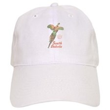 South Dakota Pheasant Baseball Cap