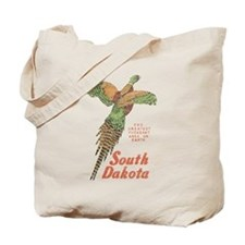South Dakota Pheasant Tote Bag