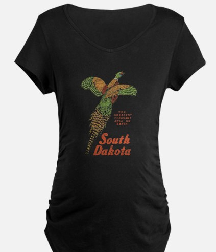 South Dakota Pheasant T-Shirt