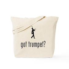 Trumpeter Tote Bag