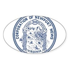 Newport News Virginia Decal