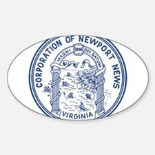 Newport News Virginia Decal