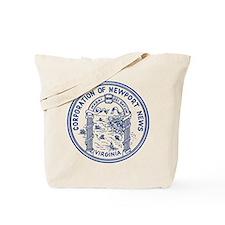 Newport News Virginia Tote Bag