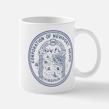 Newport News Virginia Mug