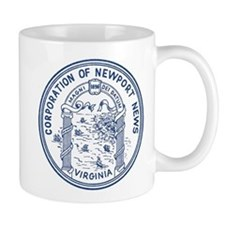 Newport News Virginia Mug
