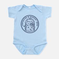 Newport News Virginia Infant Bodysuit