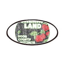 Door County Cherryland Patches