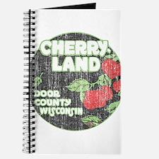 Door County Cherryland Journal