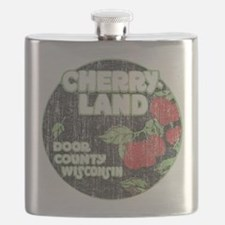 Door County Cherryland Flask