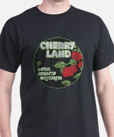Door County Cherryland T-Shirt