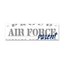 Funny Us air force Car Magnet 10 x 3