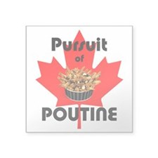 Poutine Sticker